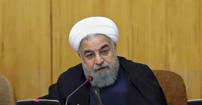 Iran's president says his country will 'stand up to' US
