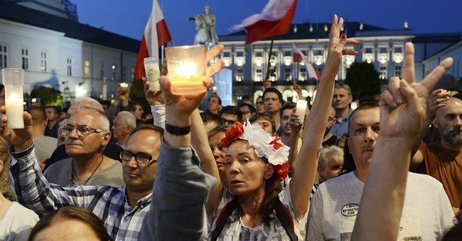 EU closer to sanctions on Poland over changes in judiciary