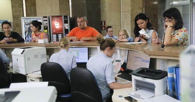 Cyberattack on Ukrainian clinics, pharmacies worries experts
