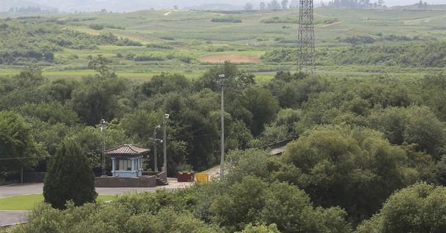 5 things AP journalists saw at Koreas' tense border village