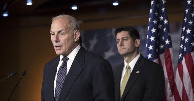 Kelly: States should ask feds for help to secure elections