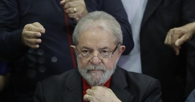Brazil freezes accounts of ex-President Silva in graft case
