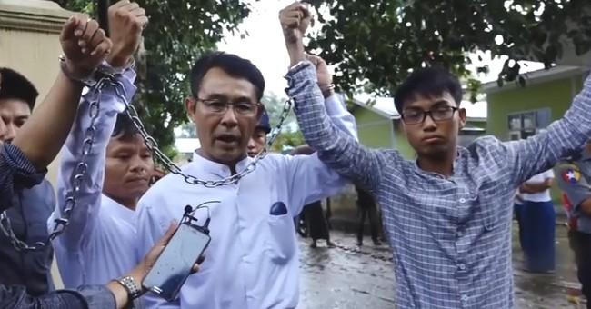 In Suu Kyi's Myanmar, concern rises over press freedom