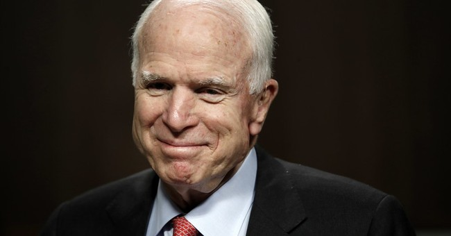 Doctors: Sen. John McCain has brain tumor