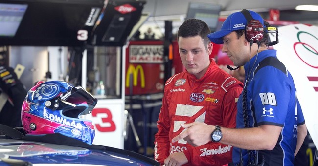 Alex Bowman to replace Earnhardt Jr. in No. 88 car in 2018