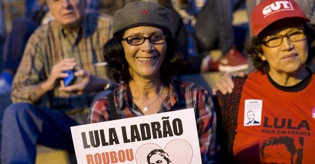 Brazilian judge seizes $2.8 million in Silva's pension funds