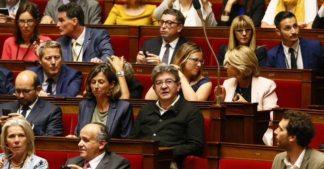 It's OK to toss the suit and tie, French parliament says