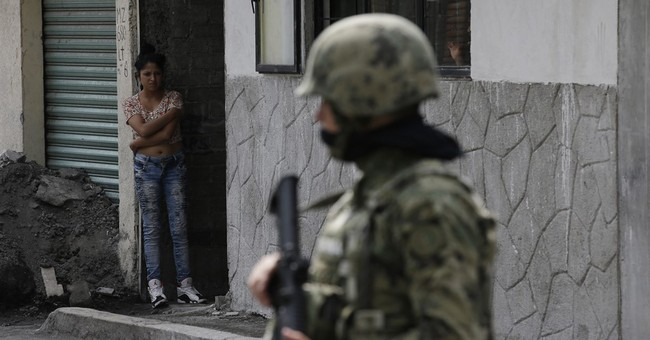 8 killed in gunbattle, clashes in southern Mexico City