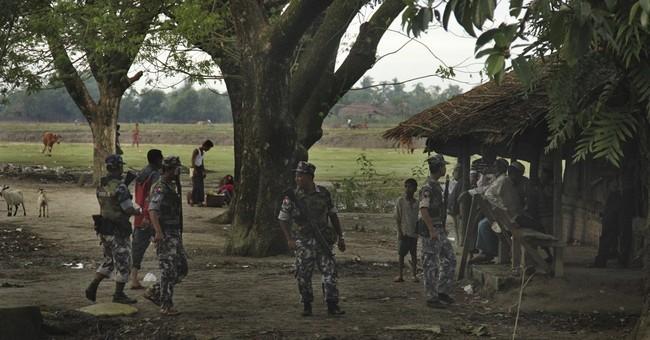 Myanmar propaganda? Army takes media on reporting trip