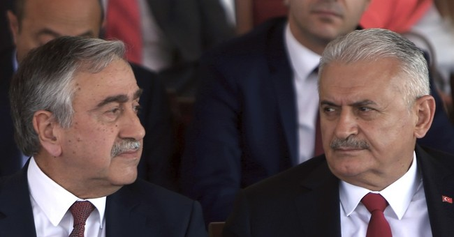 Turkey's premier: 'Pointless' to revive failed Cyprus talks