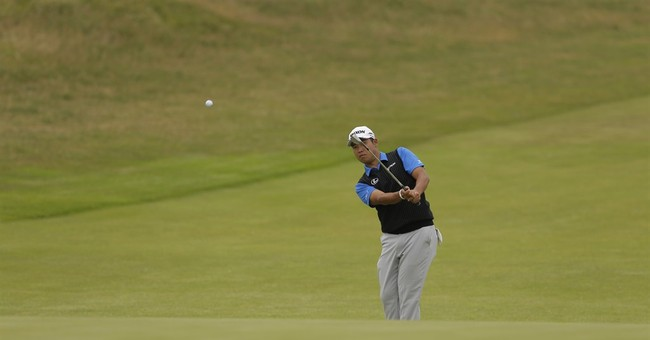 Fearsome 6th hole the ultimate test at Birkdale