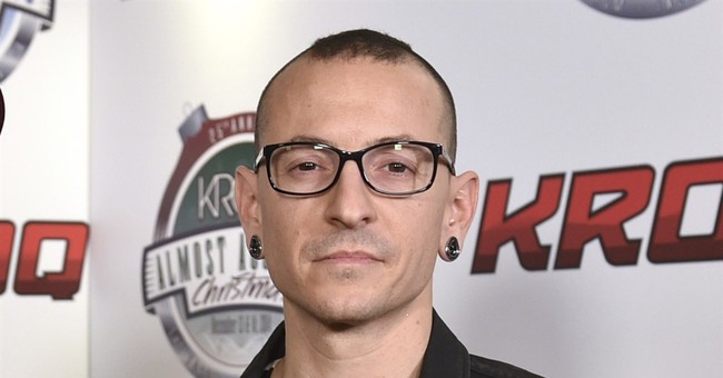 Reaction to death of Linkin Park singer Chester Bennington