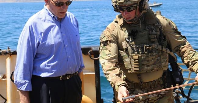 Homeland security secretary says ports a terrorism priority