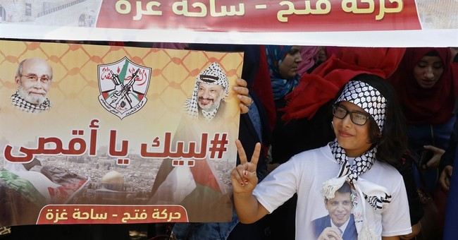Power-sharing deal between former foes taking shape in Gaza