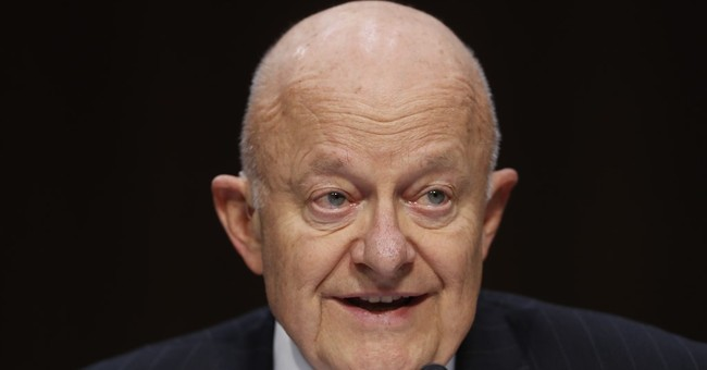 Former intelligence director James Clapper is writing a book