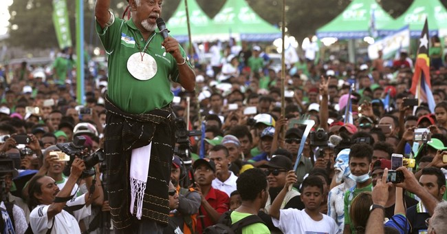 East Timor vote highlights young nation's uneven progress