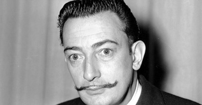c50abc19d43 charlotteobserver.com Exhumation of Dali s remains finds his mustache still  intact