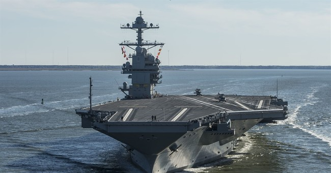 USS Ford will join the fleet, but deployment is 4 years away