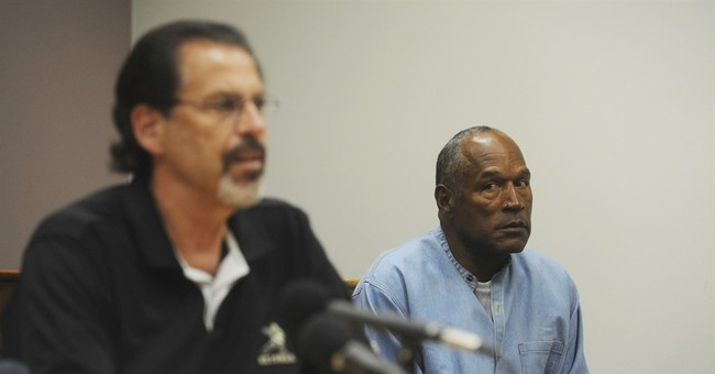 Hot mics and neckties: Shareable OJ Simpson parole moments