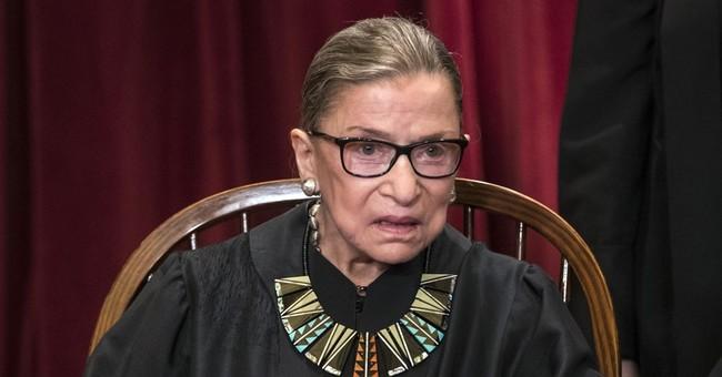 Ginsburg: Justices felt Trump travel ban 'too restrictive'