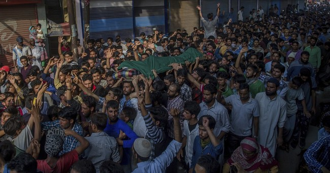 Army firing kills Kashmir man during anti-India strike