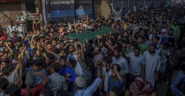 Army firing kills Kashmir man during anti-India strike