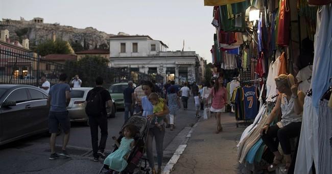 Rating agency more hopeful on Greece but balks at upgrade