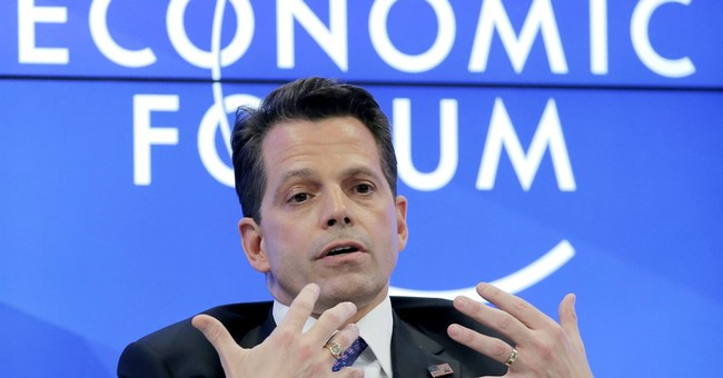 Scaramucci under consideration for top White House job