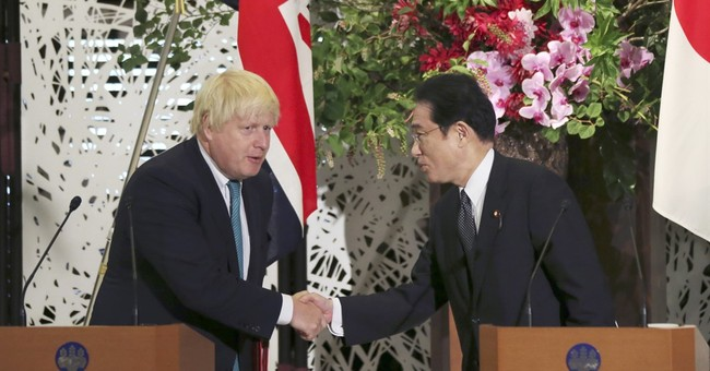 British foreign secretary supports Japan to stop N. Korea
