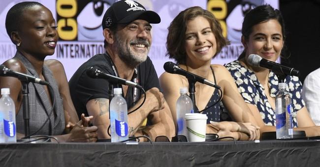 'Walking Dead' Comic-Con panel pays tribute to late stuntman