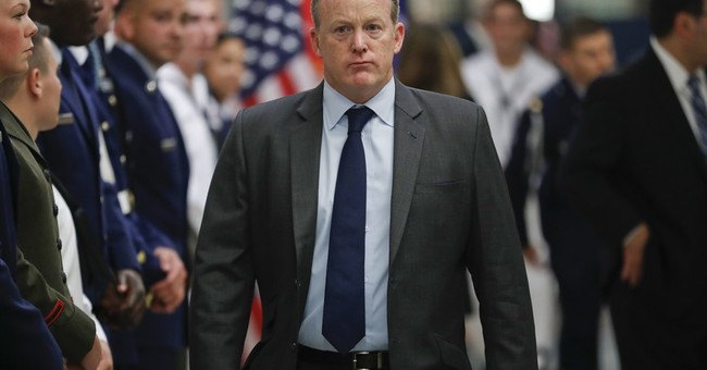 Spicer's leaving White House, not necessarily TV screens