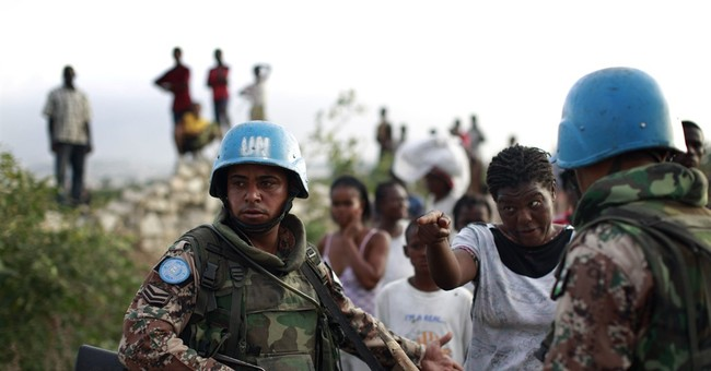 UN official says Haiti peacekeeping a mission accomplished