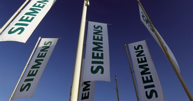 Siemens halts deliveries to Russian firms over Crimea case