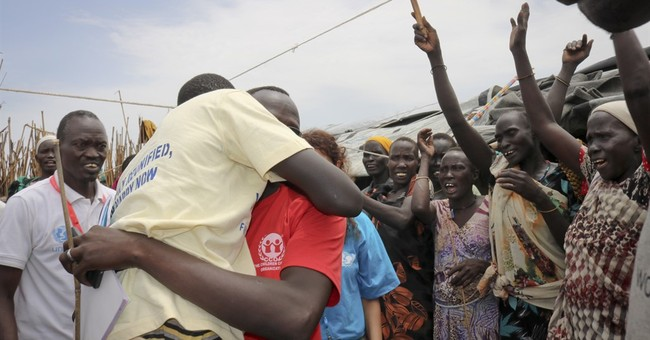 In South Sudan, a child soldier long thought dead comes back