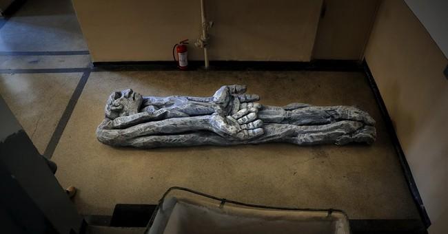 Romania: Art exhibit at ex-prison show horrors of communism
