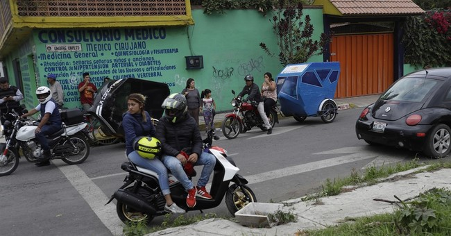 The Latest: Mexico jobseekers tricked into cartel boot camps