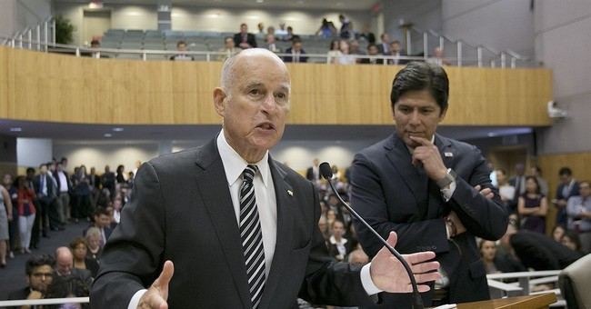 California governor turns to housing, rail after climate win