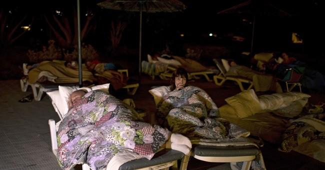 The Latest: 2 aftershocks hit damaged Greek island of Kos