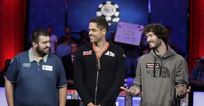 Rookie from New Jersey wins World Series of Poker, $8.1M