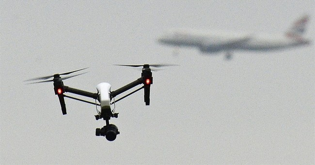 UK to tighten rules on drones after near-misses with planes