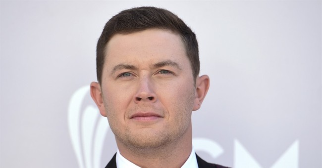Country singer Scotty McCreery cited for handgun at airport