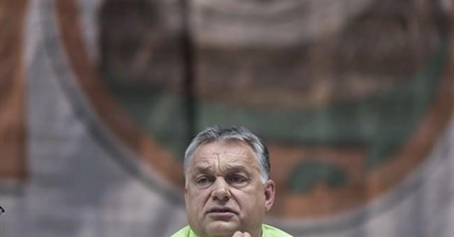 "Hungary's leader: EU and Soros seek to ""Muslimize"" Europe"