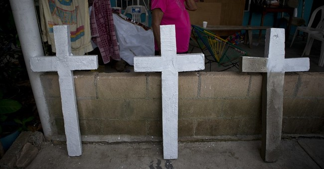 Mexico murders up with deadliest month in at least 20 years