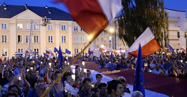 German justice minister open for EU sanctions against Poland