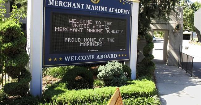 7 students face hearings in Merchant Marine Academy probe