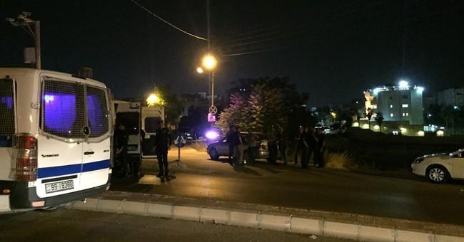 Israel says guard at Amman embassy shot after being attacked