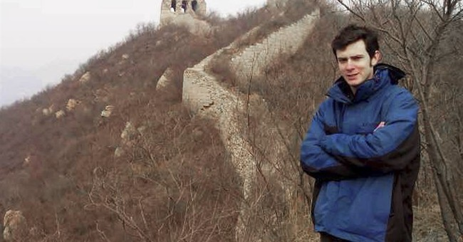 US student is freed after week held in China in taxi dispute