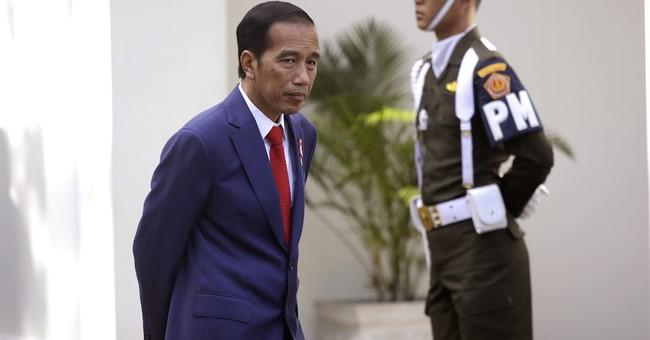 Indonesian leader: Shoot drug traffickers who resist arrest