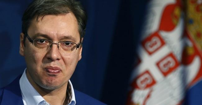 Serbia's president urges nation to resolve Kosovo relations