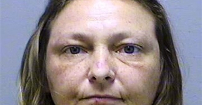 Woman accused of stealing flowers from graves gets jail time